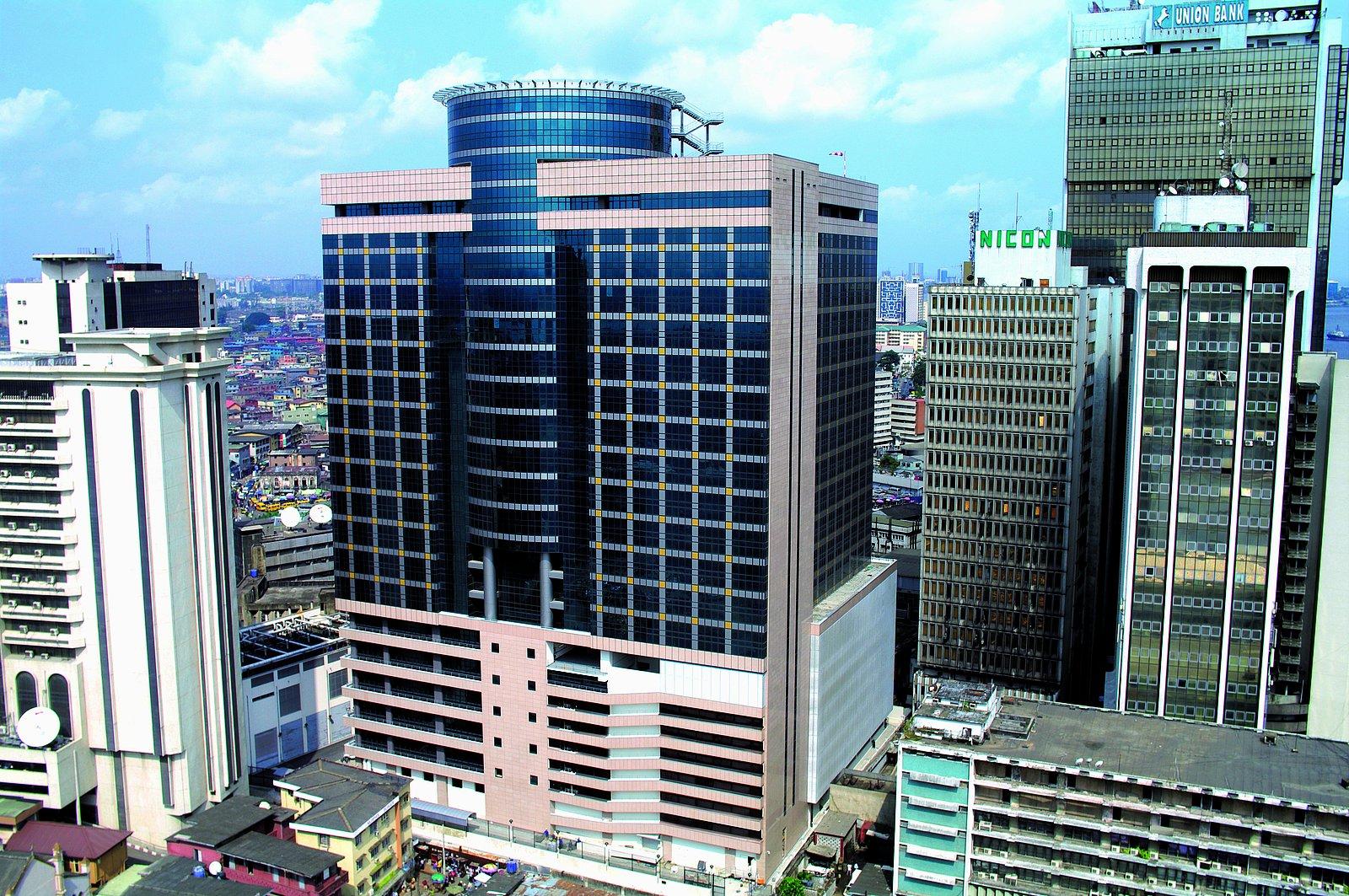Central Bank of Nigeria, Lagos Office - Julius Berger Nigeria Plc - Julius  Berger Nigeria