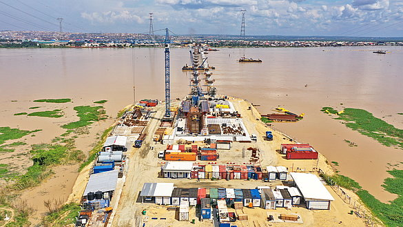 Second River Niger Bridge