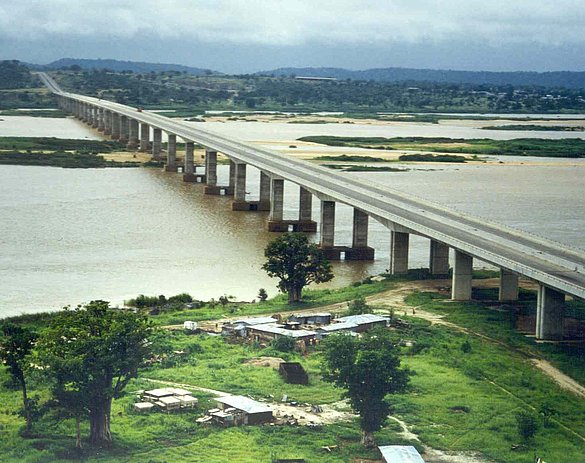 The Niger River Road Bridge