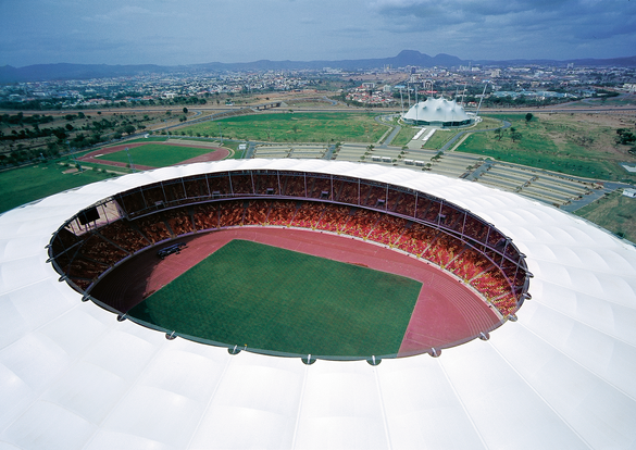 National Stadium and Velodrome